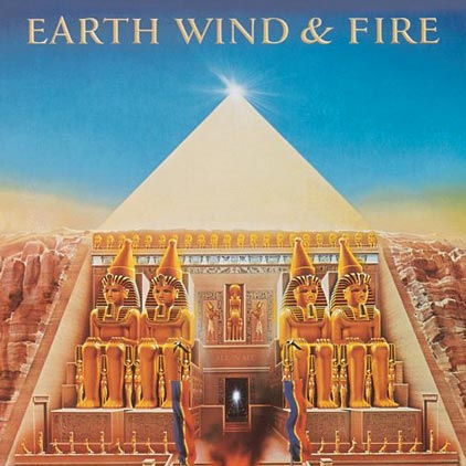 earth wind and fire - all n all