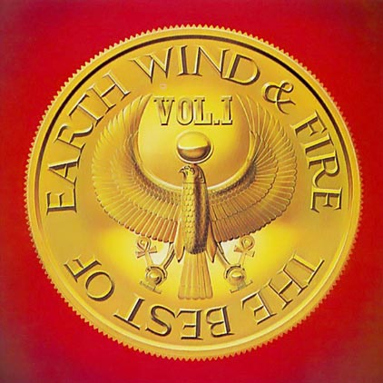 earth wind and fire - The Best Of Earth Wind & Fire Vol. 1