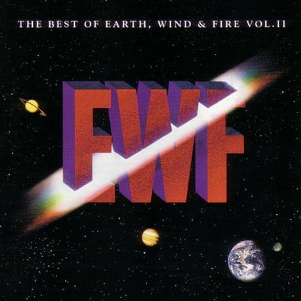 earth wind and fire - The Best Of Earth Wind & Fire Vol. 2