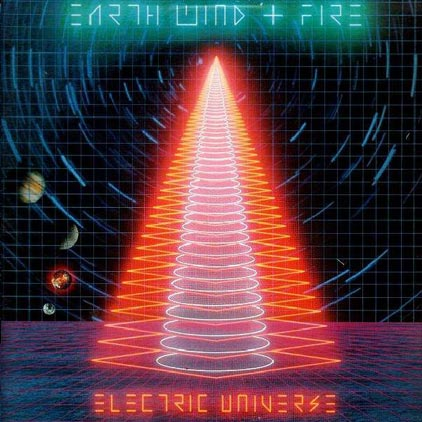earth wind and fire - electric universe