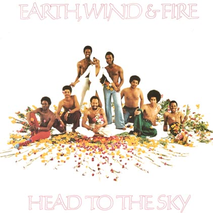 Image result for ewf head to the sky album