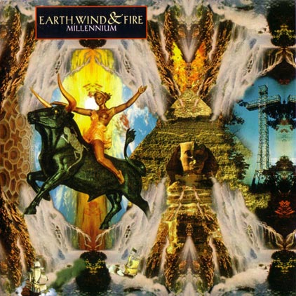 earth wind and fire - millennium