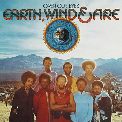 earth wind and fire - open your eyes