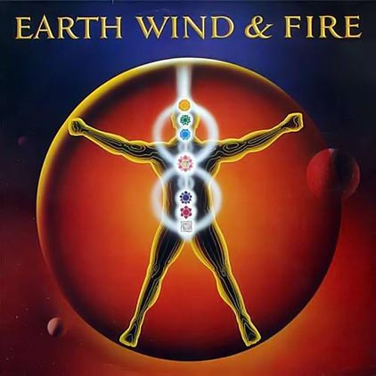 earth wind and fire - powerlight