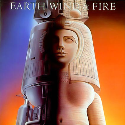 earth wind and fire - raise