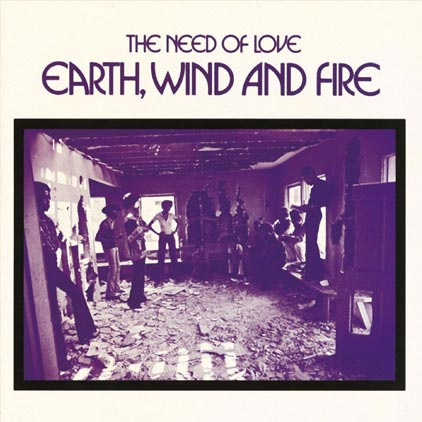 earth wind and fire - the need of love