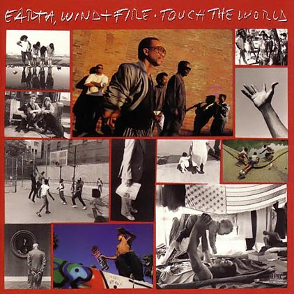 earth wind and fire - touchtheworld